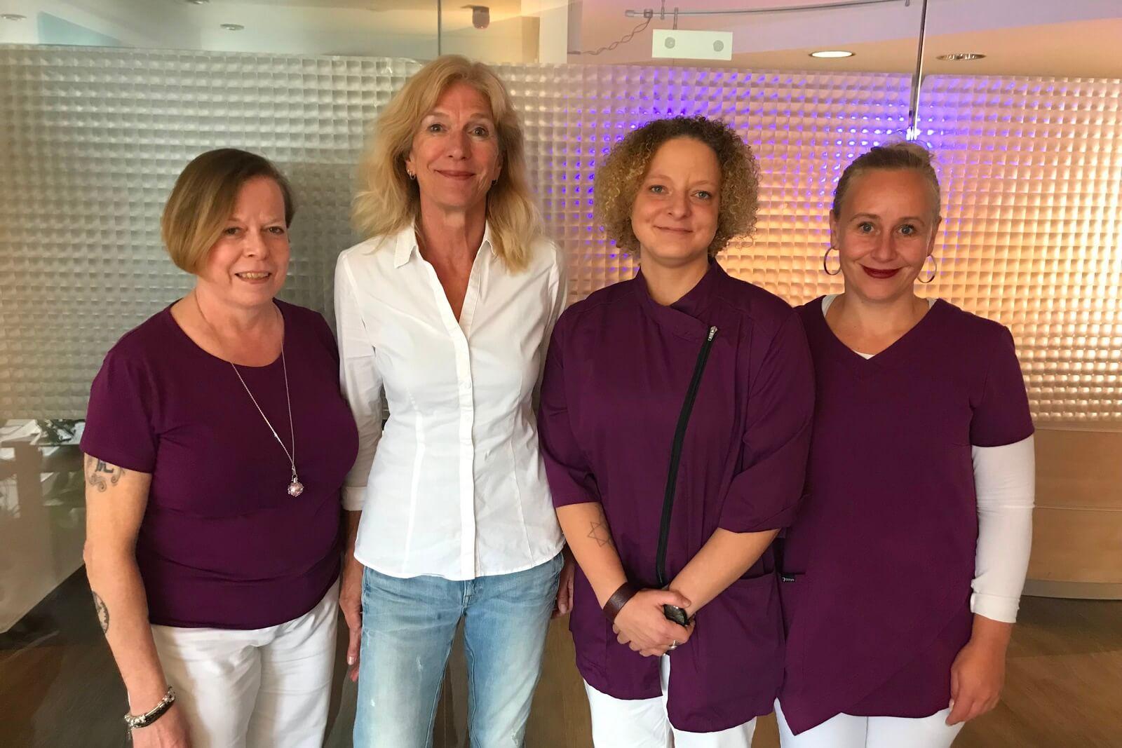 Das Team der Praxis Dr. med. Ina Eiswirth